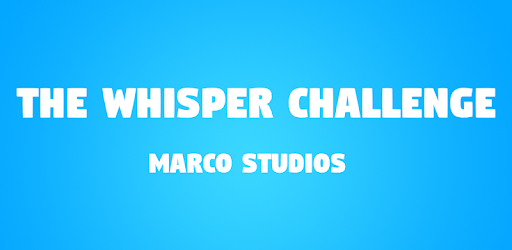 The Whisper Challenge By Dh3 Games Word Games Category