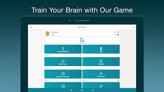 Math Exercises for the brain, Puzzles Math Game 8