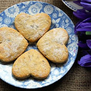 Lavender Biscuits Recipe