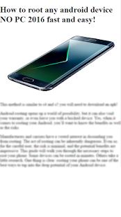 Root unRoot Android Phone- screenshot thumbnail