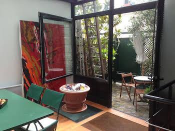 Appartement meublé 2 pièces 76,4 m2