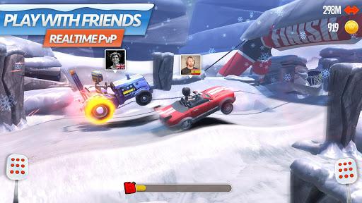 Racing Rocket : Parkour Rivals 1.0.3 screenshots 2