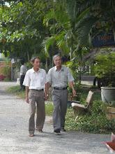 Photo: Thầy Miêng & thầy Đạt