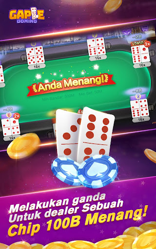 Domino Gaple Online Free Mod Unlimited Money 2 17 1 0 Download Board Games