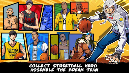 Streetball Hero - 2017 Finals MVP  screenshots 8