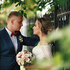 Fotógrafo de casamento Evgeniy Zagurskiy (NFox). Foto de 31.10.2016