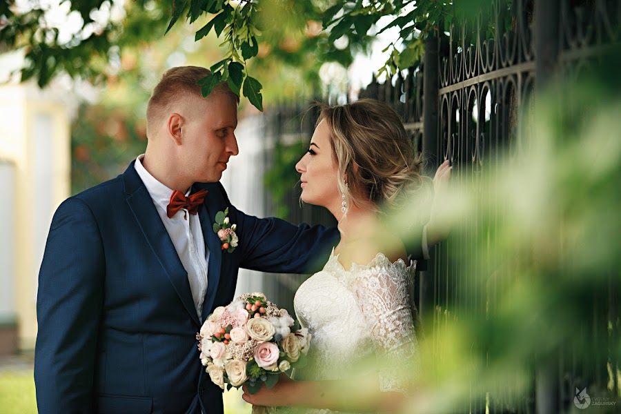 Pulmafotograaf Evgeniy Zagurskiy (NFox). Foto tehtud 31.10.2016
