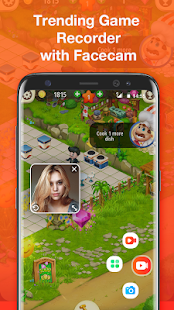 Screen Recorder For Game, Video Call, Online Video - náhled