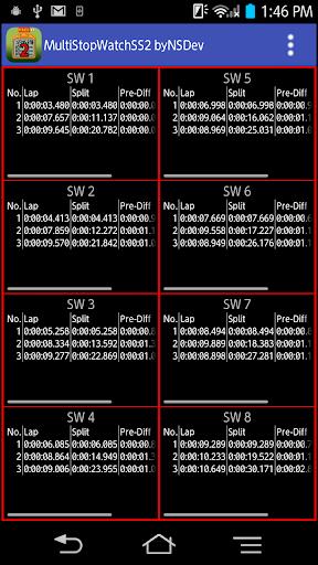 MultiStopWatchSS2 byNSDev 1.0.2 Windows u7528 5