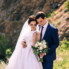 Wedding photographer Alina Tkachenko (aline27). Photo of 21.05.2018