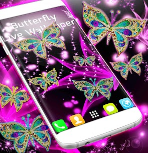 Butterfly Live Wallpaper Apk Download For Android 4