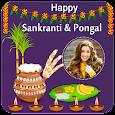 Sankranti and Pongal Photo Frames