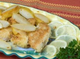 Almond Crusted Walleye Recipe