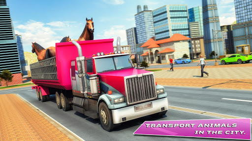 Animal Transport Driving Simulator 1.0 8