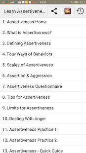 Learn Assertiveness - náhled