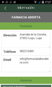 Farmacia Labandeira screenshot 3