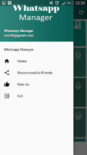 Manager For Whatsapp - náhled