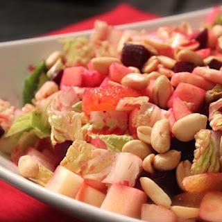 Ensalada de Nochebuena (Christmas Eve salad)