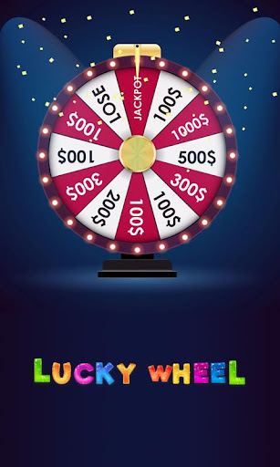 Lucky Wheel - Spin and Win apkmr screenshots 8
