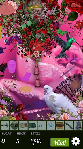 Hidden Object - Finding Love - screenshot