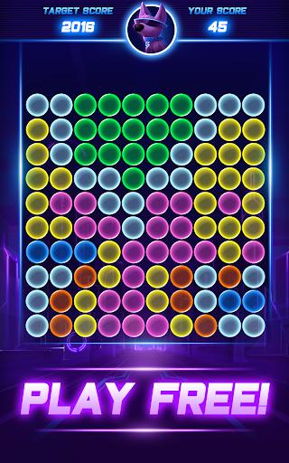 Midnight Bubble Breaking 1.0.0 screenshots 1