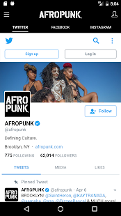 AFROPUNK FESTIVAL 2017- screenshot thumbnail