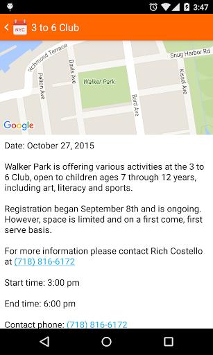 Public Events - NYC  screenshots 2