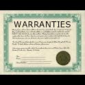My Warranties icon