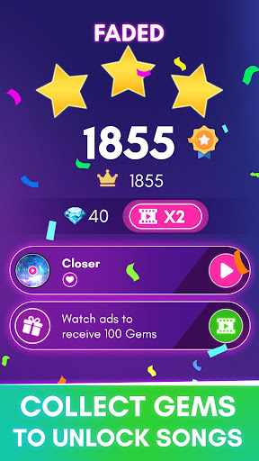 Beat Roller - Music ball race 1.35 screenshots 4