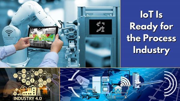 IoT công nghiệp ứng dụng quản lý bảo trì tài sản