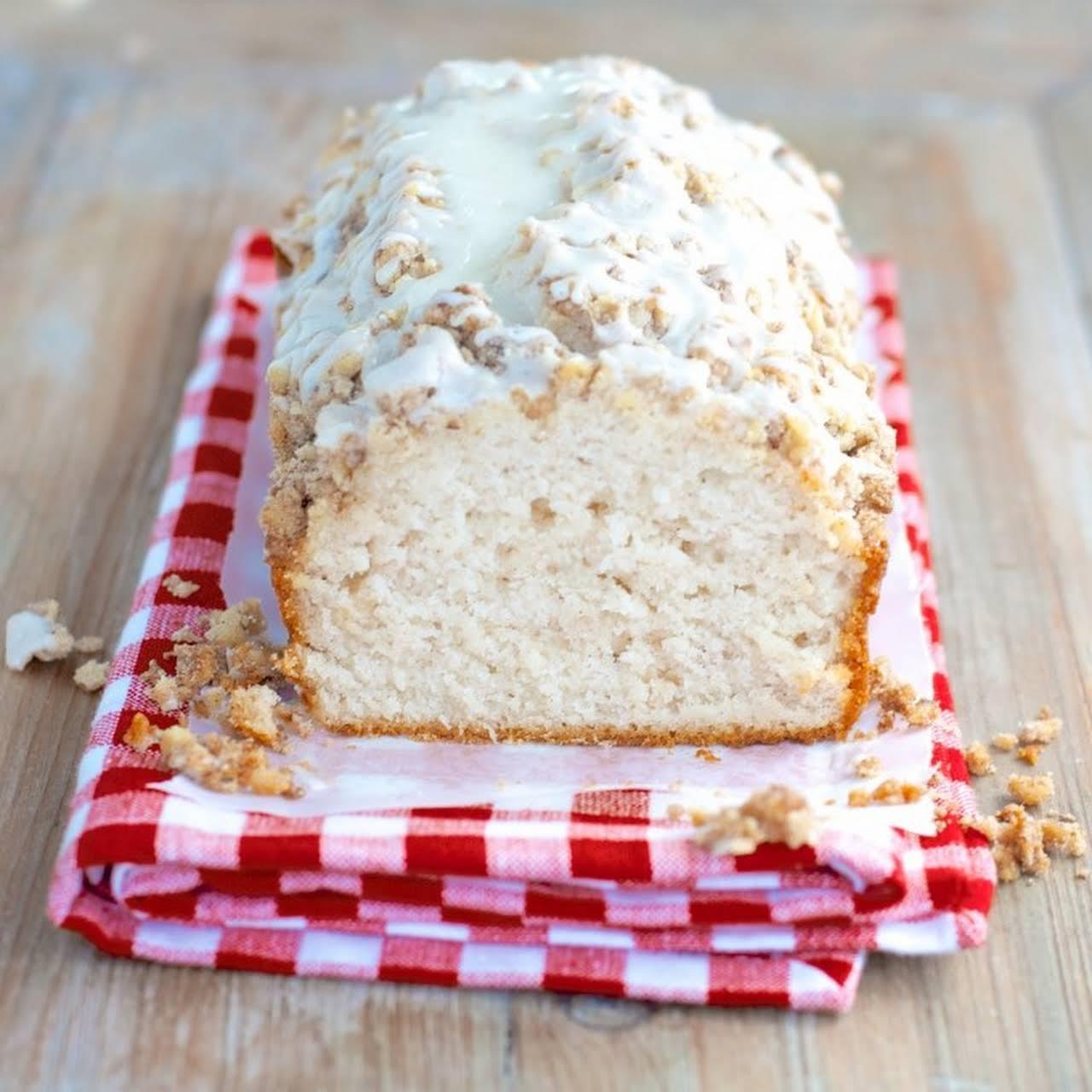 Lemon-Zinger Tea Bread