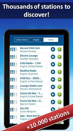 Radio FM ! screenshot 8