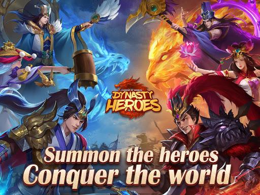 Dynasty Heroes: Legend of SamKok  screenshots 6