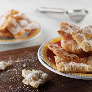 Frittelle Di Carnevale (Carnevale Fritters) Recipe