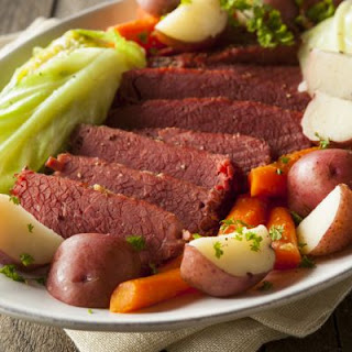 Delectable Slow Cooked Corned Beef