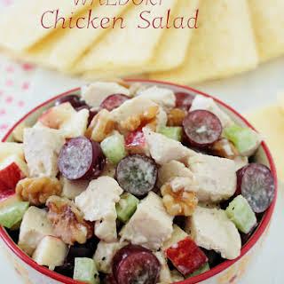 Waldorf Chicken Salad.