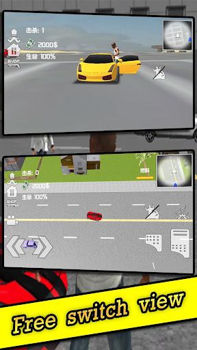 Lone Gunner-vegas grand gangster crime gun battle 1.0.2 screenshots 3