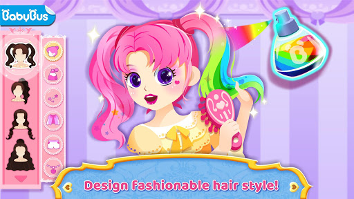 Little Panda: Princess Makeup screenshots 1