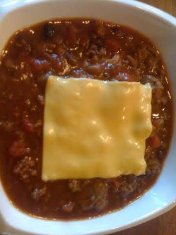 Best Chili EVER!