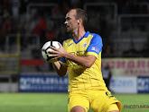Beerschot Wilrijk-spits Jimmy Hoffer scoort eerste doelpunt en zorgt zo voor overwinning tegen Union