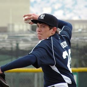 by Jennifer Watkins Odom - Sports & Fitness Baseball