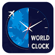 World Clock : All Country Time