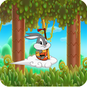 Lapin Super Looney bugs bunny aventure