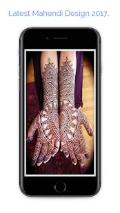 Mehndi Designs Henna 2017 - náhled