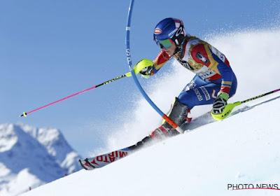 Slovaakse doorbreekt Amerikaanse hegemonie in slalom en wint voor eerst sinds jaar