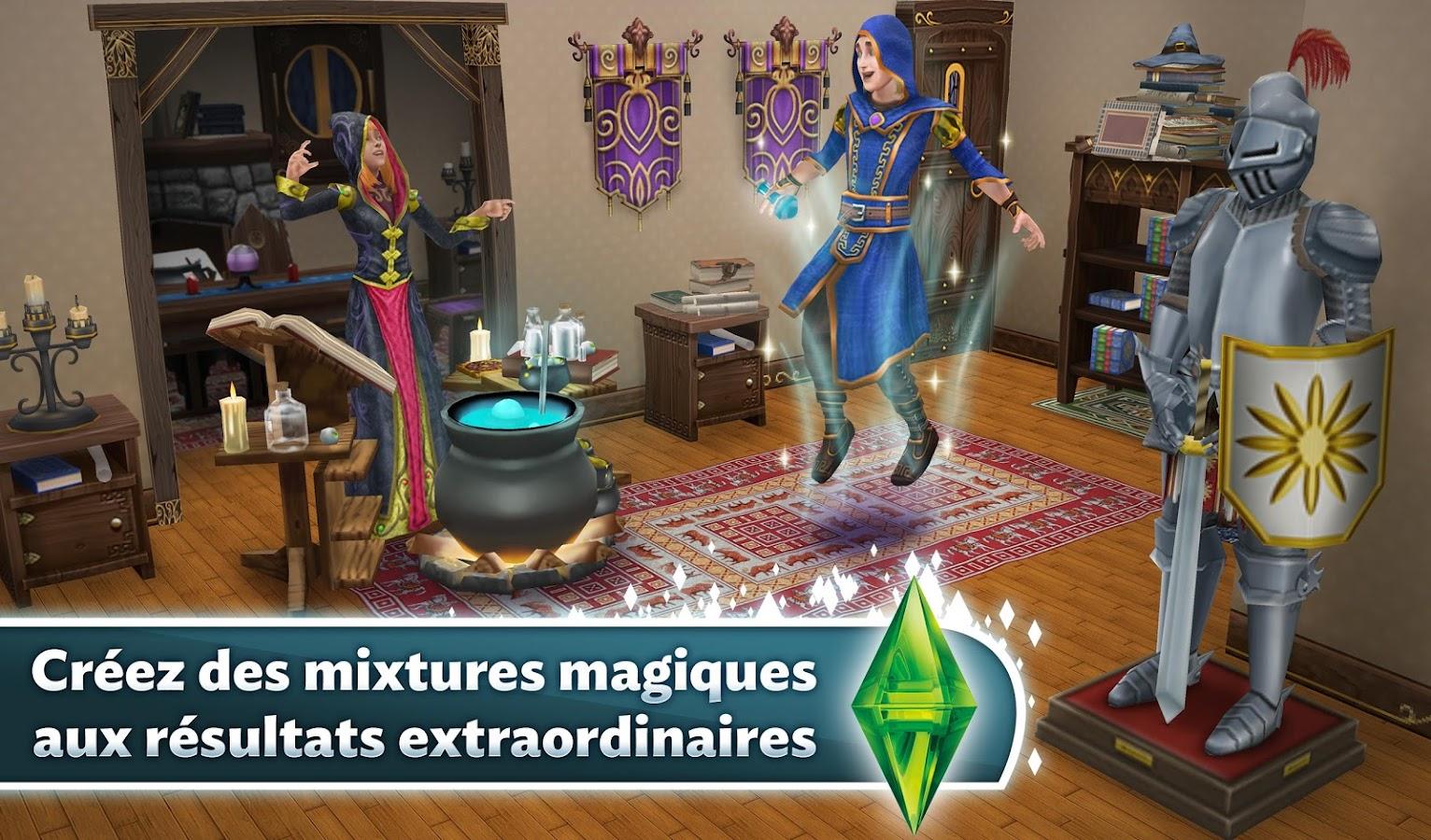 Les Sims™  FreePlay– Capture d'écran