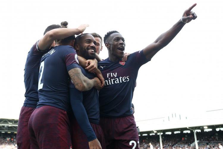 Arsenal maakt Fulham van Odoi en Mitrovic helemaal af