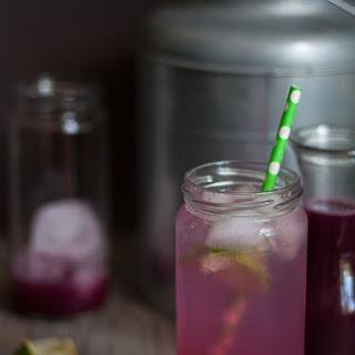 Concord Grape Syrup.