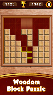 Woodom - Block Puzzle Free Game - náhled