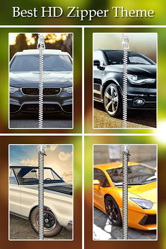 Car Zipper Lock